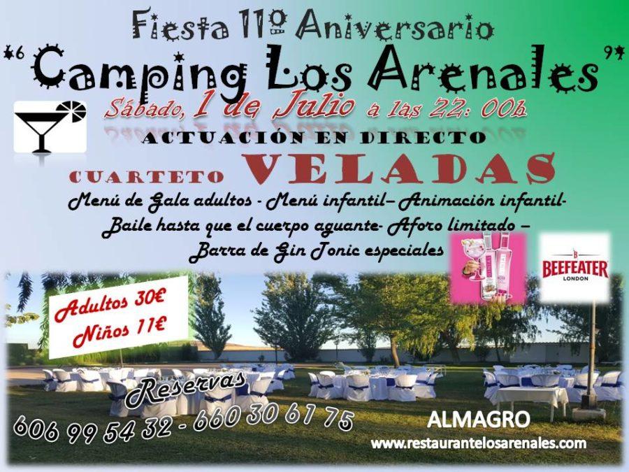 Fiesta 11º Aniversario